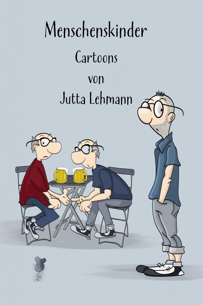 Cover Menschenskind Jutta Lehmann