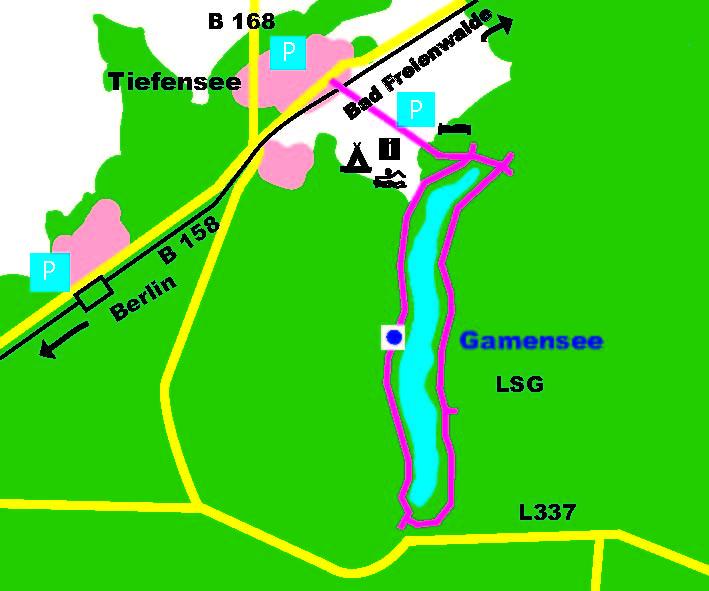 Gamensee