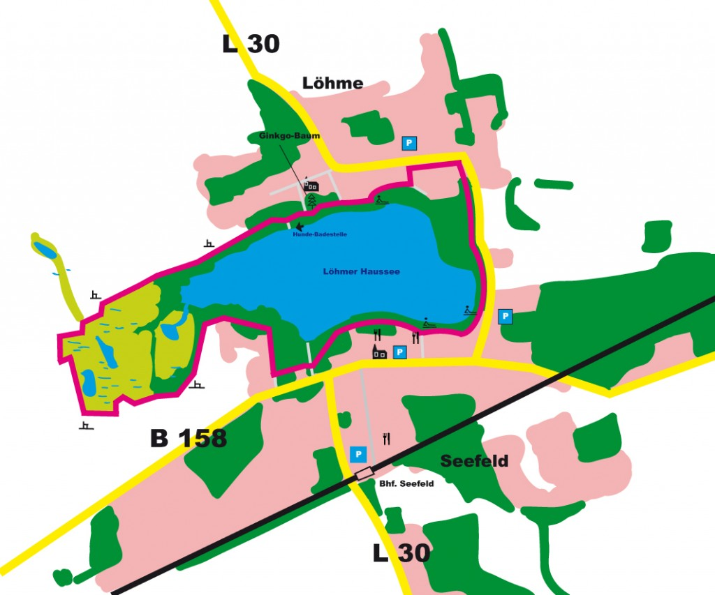 Löhmer Haussee