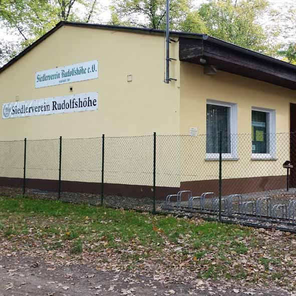 Vereinshaus Siedlerverein Rudolfshöhe