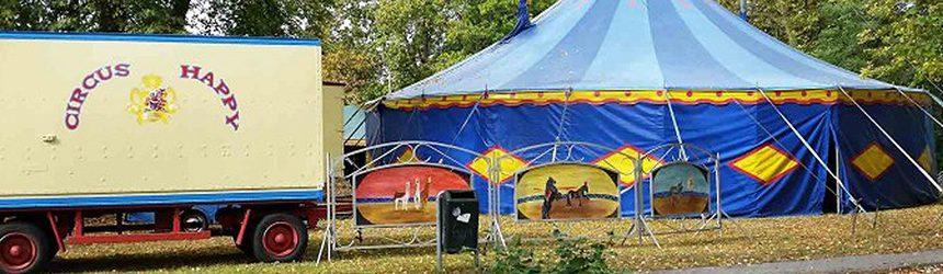 Beitragsbild Zirkus Happy in Werneuchen