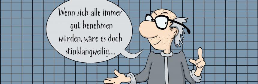 Beitragsbild Cartoonbuch Jutta Lehmann