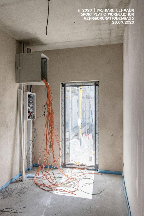Verteilung Telekommunikation/Internet