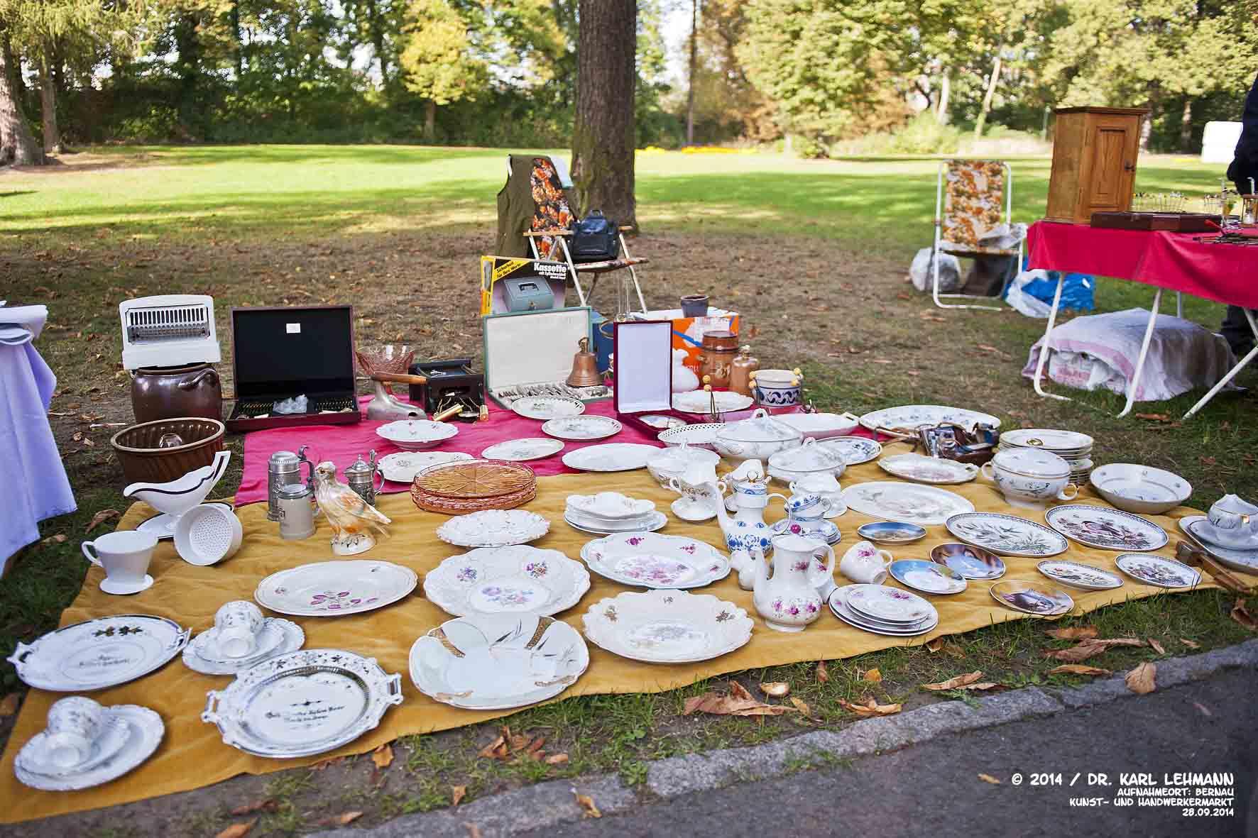 Bernauer Kunst- und Handwerkermarkt