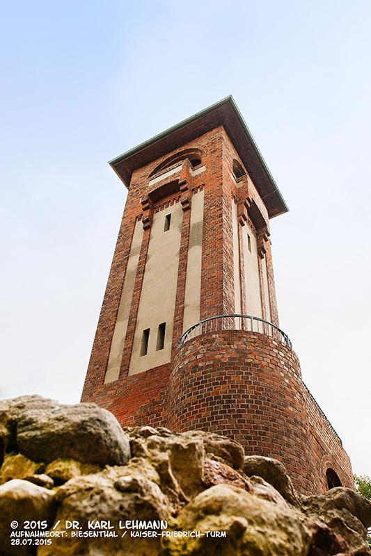 Kaiser-Friedrich-Turm Biesenthal