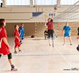 Volleyballer RW Werneuchen 1