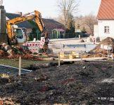 Baustelle Weesow