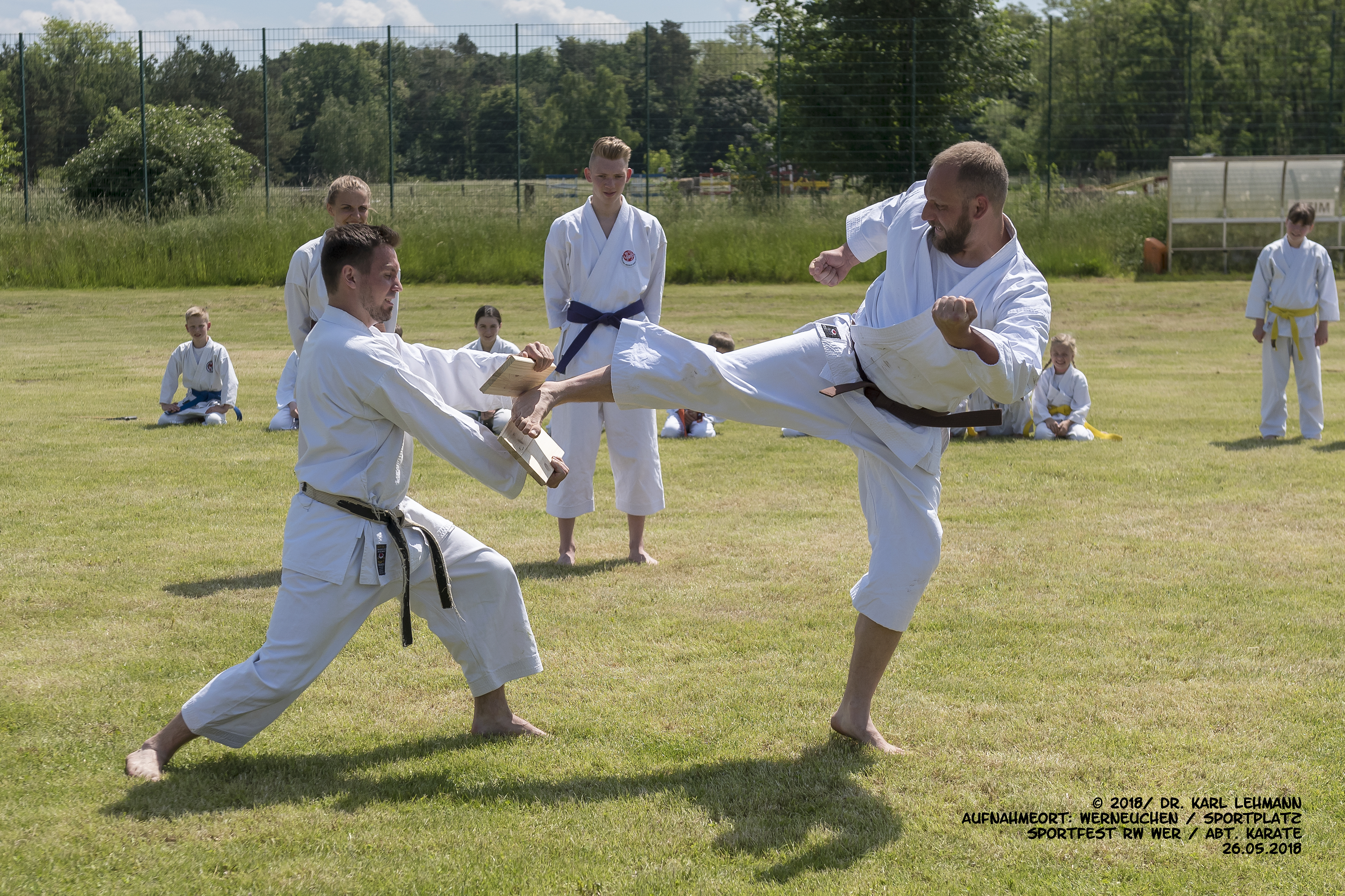 Karate RW WER