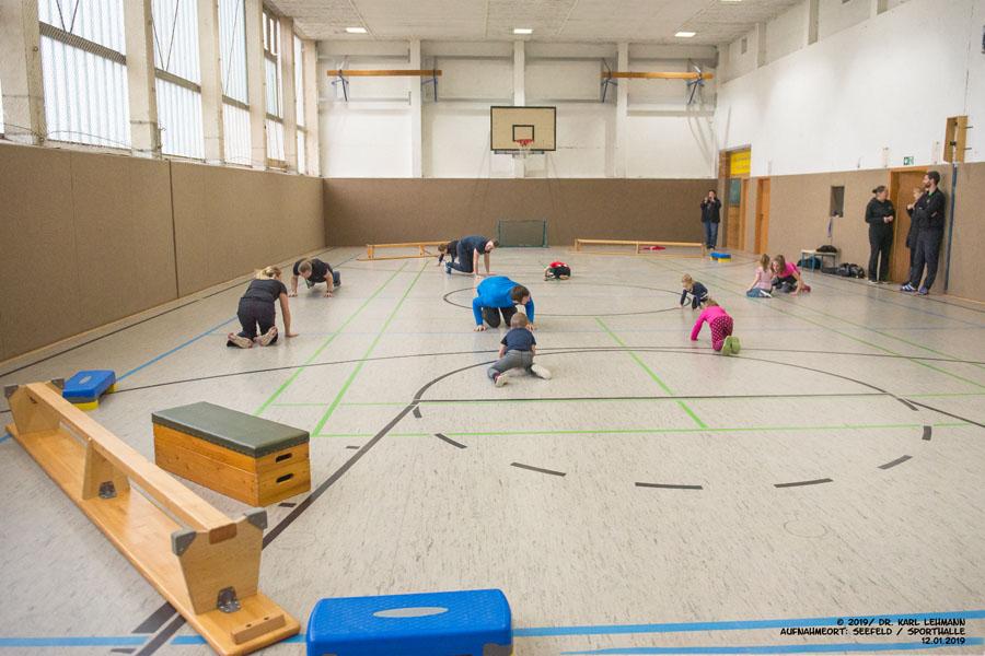 Training in Seefeld