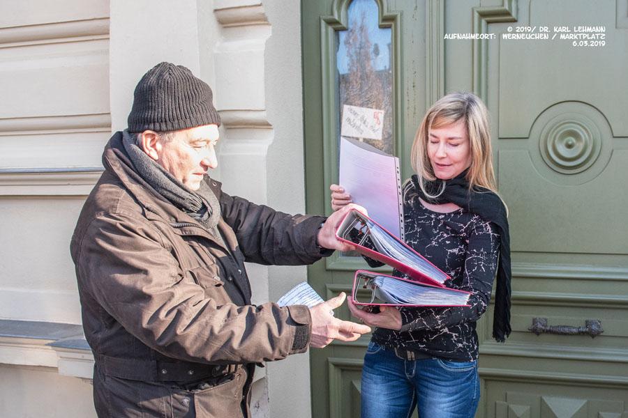 Bürgerbegehren Werneuchen 2019