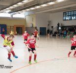 Hallenfußballturnier E-Junioren   T.I.B-Cup