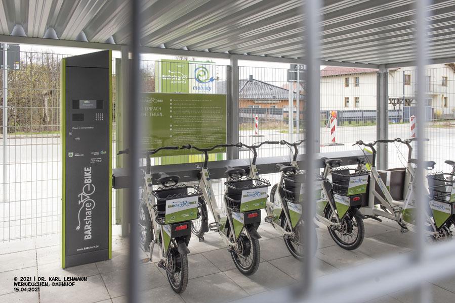 Mobilitaetsstation Werneuchen