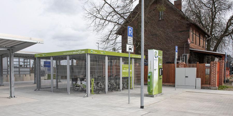 Mobilitaetsstation Werneuchen Beitragsbild