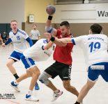 Handball Maenner Punktspiel RW WER-FK Hansa Wittstock 1919
