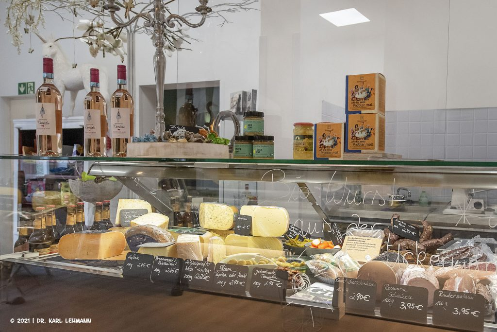 Oase – Brasserie & Shop – Tempelfelde