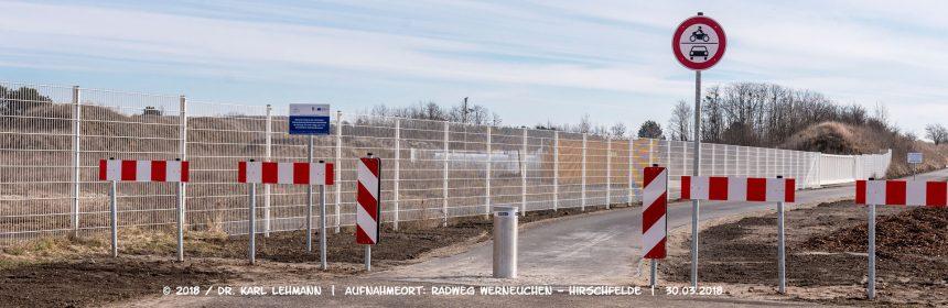 Beitragsbild Radweg WER-Hirschfelde