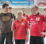 Verabschiedung Familie Stahlberg Handball Männer RW WER