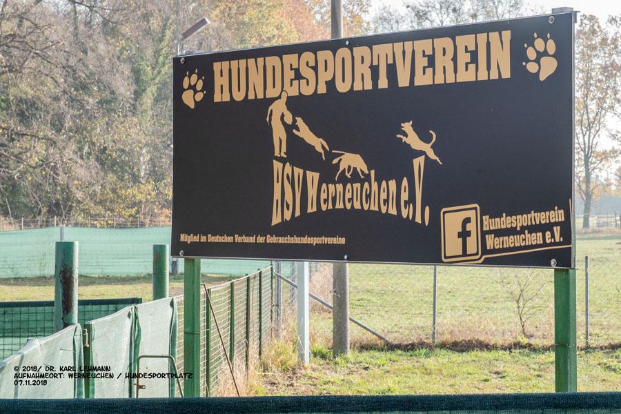 Hundesportplatz WER