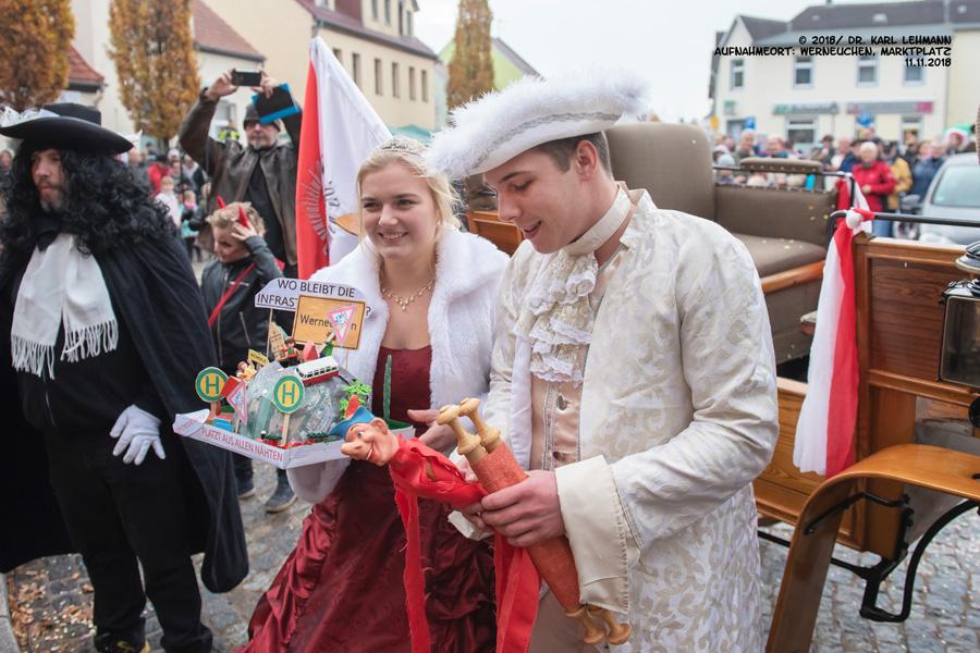 Karneval Werneuchen 11.11.2018