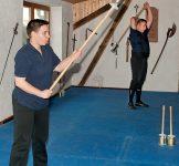 Training mit Gewichten